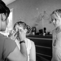 Maquillage petite fille